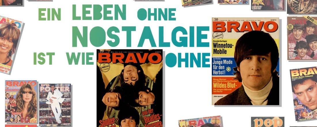 Bravo alte Hefte lesen