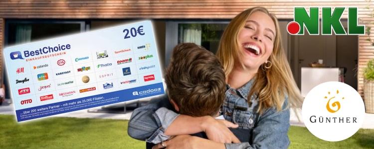 Günther Bonus-Deal