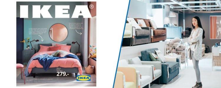 IKEA Katalog gratis bestellen