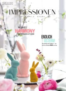 Impressionen Katalog Frühjahr 2021