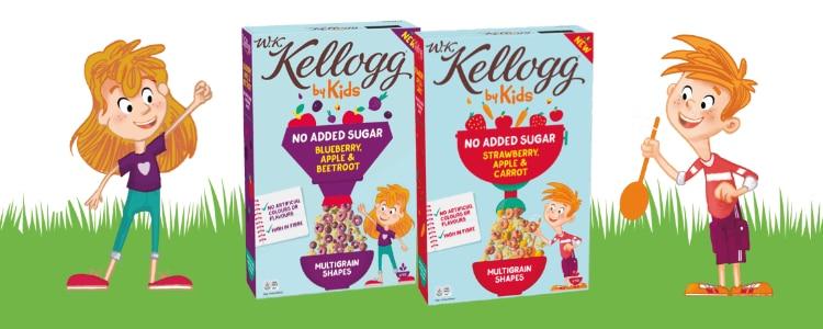W.K. Kellogg by Kids testen