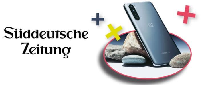 Süddeutsche Zeitung verlost OnePlus Nord