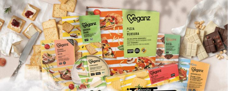 Veganz Snack Gewinnspiel