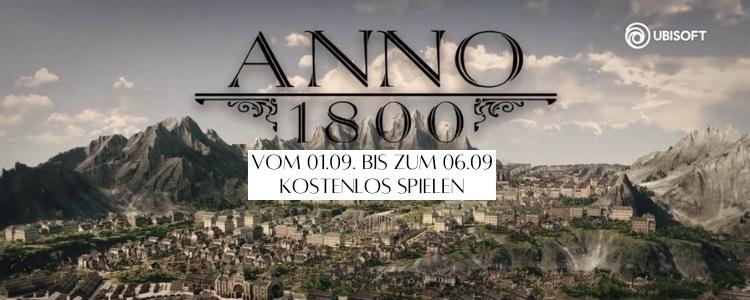 Anno 1800 kostenlos