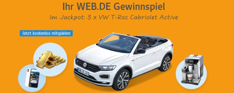 web.de-Gewinnspiel