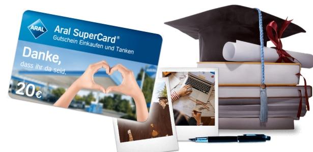 Aral SuperCard für studierende