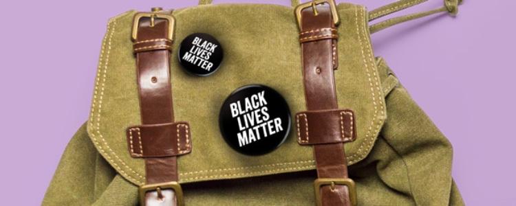 Black Lives Matter-Buttons