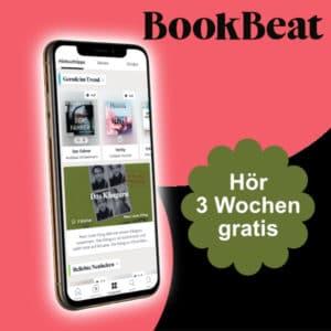 BookBeat 3 Wochen kostenlos