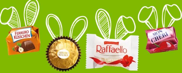Ferrero Ostergewinnspiel