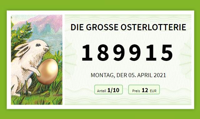 Lottohelden OsterLotterie