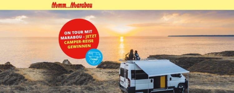 Marabou Camper Gewinnspiel