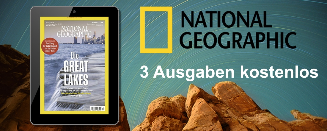 National Geographic kostenlos