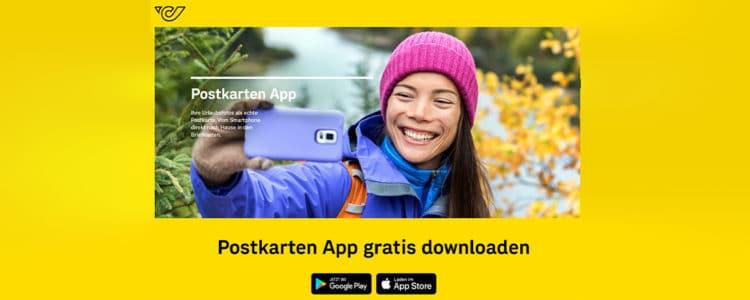 Post AT Postkarte