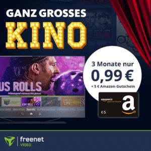freenet Video für 0,99€