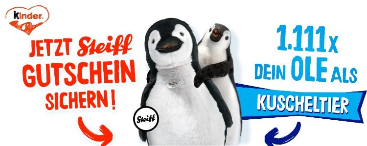 kinder Pingui Gewinnspiel