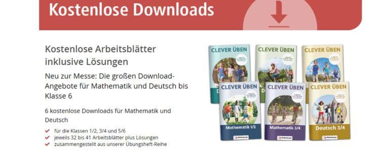 Mildenberger Verlag Übungshefte