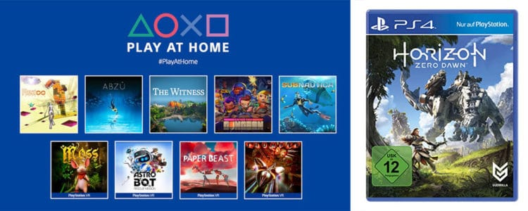 PlayStation Spiele gratis