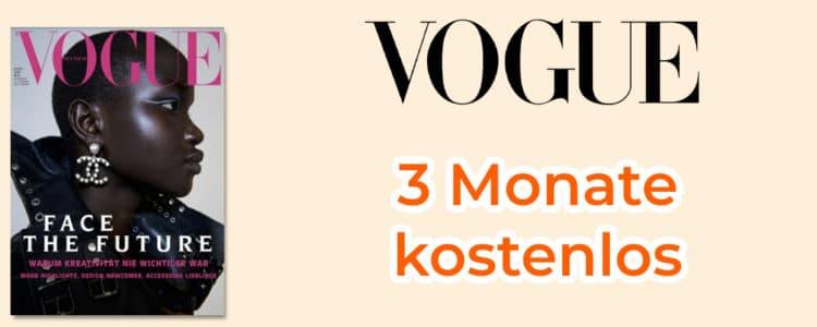 Vogue kostenlos