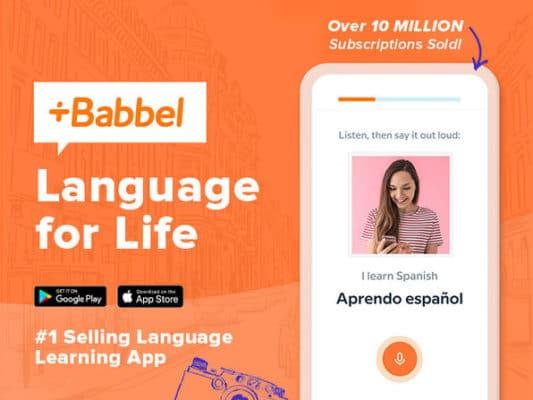Babbel: Language for Life