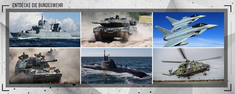 Poster der Bundeswehr