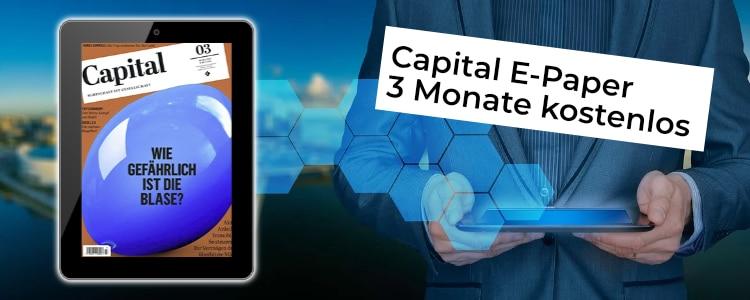 Capital als E-Paper