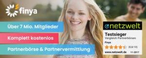 Partnervermittlung finya