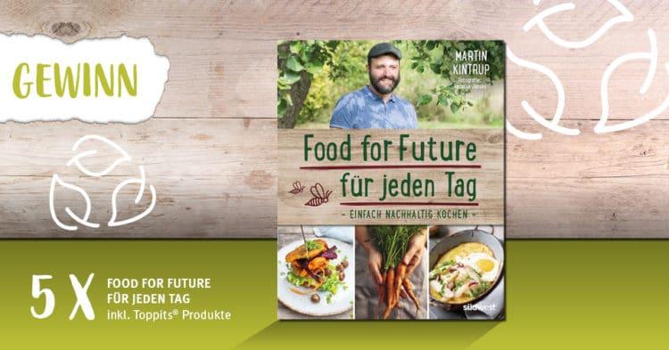 Food for Futere-Bücher gewinnen