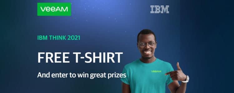 Gratis IBM T-Shirt