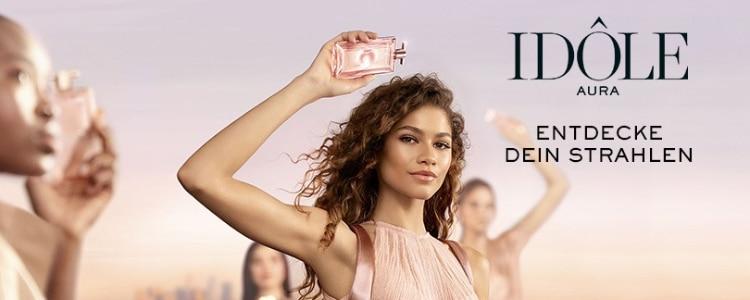 Idole Parfümprobe