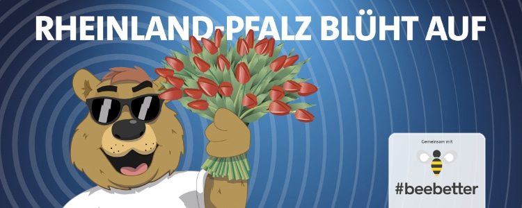 RPR1 verschenkt Blumensamen