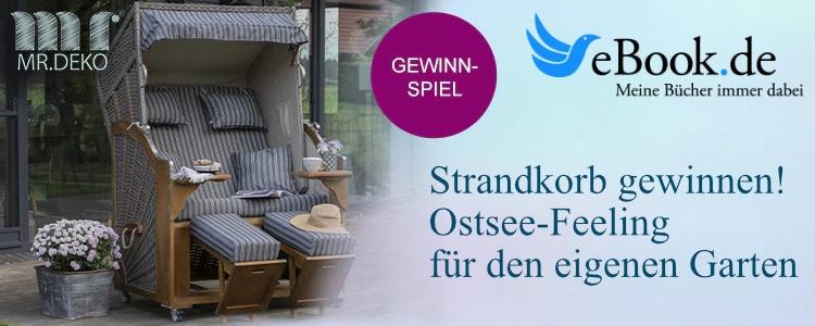 eBook.de verlost Strandkorb