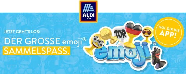 Aldi emoji® Sammelspaß