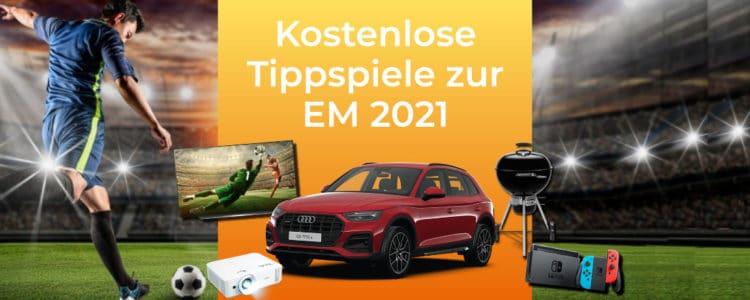 Tippspiele zur EM 2021