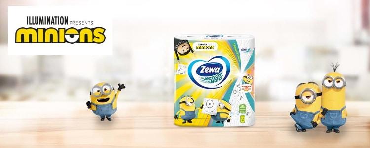 Zewa Minions