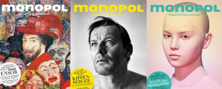 monopol Magazin testen