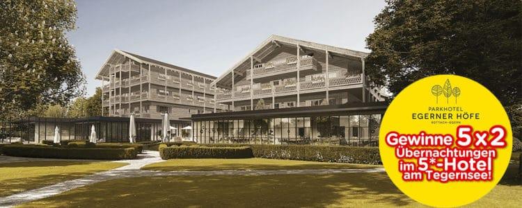 5 Sterne Hotel Tegernsee