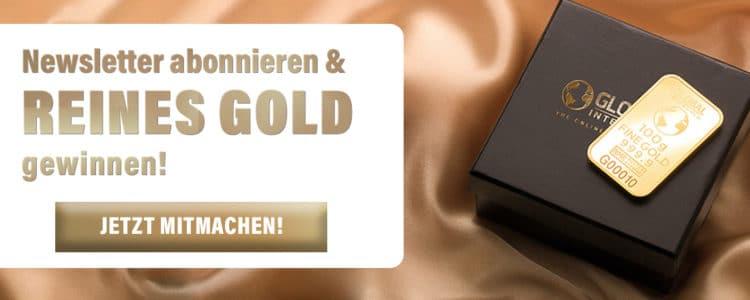 AktienInsider Gold-Gewinnspiel
