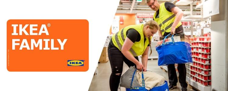 IKEA Taschenfüllen