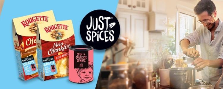 Just Spices-Rougette-Gewürzmischung