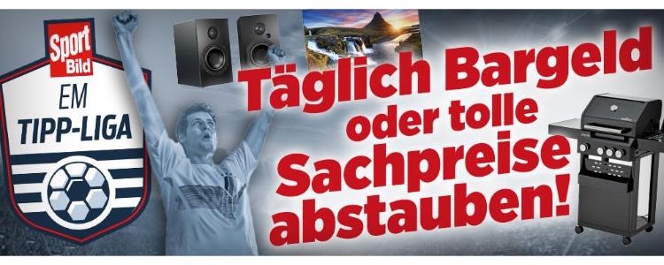 Sport Bild EM-Tipp-Liga