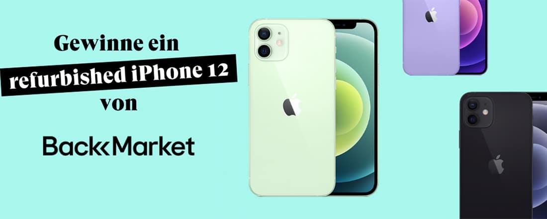 iPhone 12 gewinnen bei UNICUM