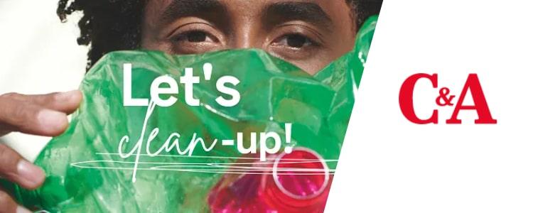 Clean Up-Aktion von C&A