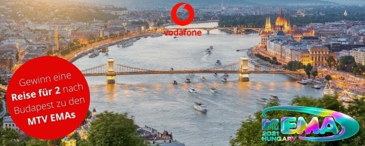 Vodafon Gewinnspiel