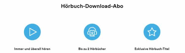 Thalia Hörbuch-Abo