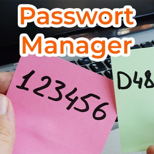 Passwort-Manager kostenlos erhalten