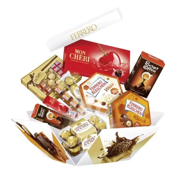 Ferrero-Gewinnspiel