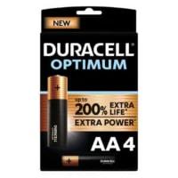 Duracell Optimum Batterien