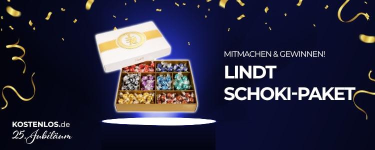 Lindt Schoki-Paket gewinnen