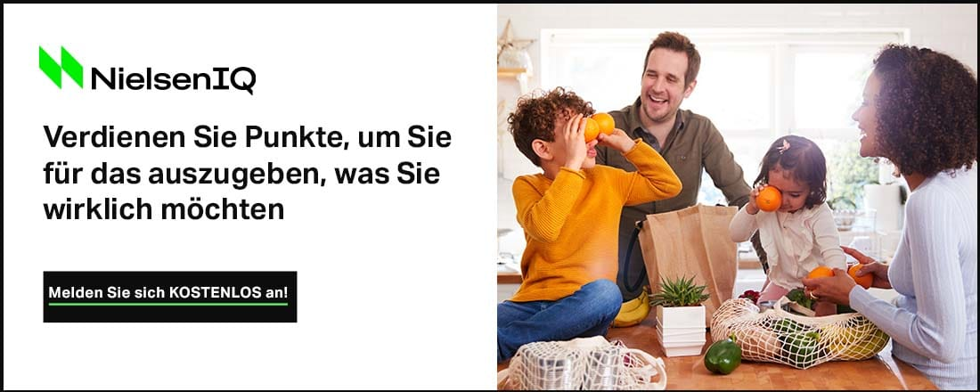 Nielsen Homescan Kampagne