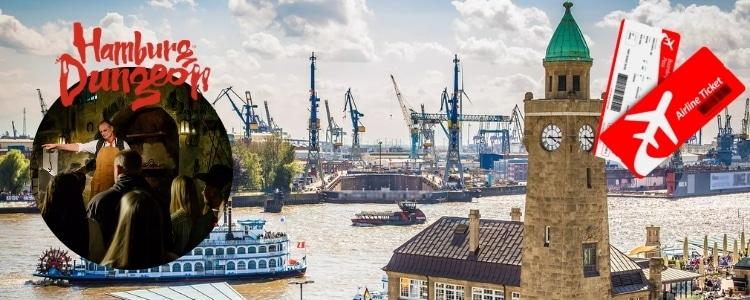 Kaufland Gewinnspiel Hamburg Kurztrip
